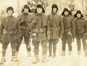 Polar Bear soldiers in Russia